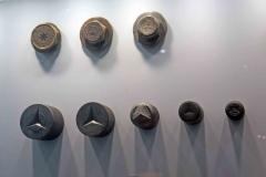 Insignia en el Museo Mercedes-Benz, Stuttgart