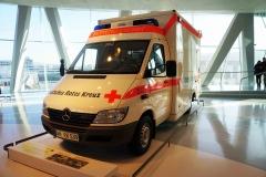 Antigua ambulancia