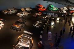 Autos de carreras, Museo Mercedes-Benz, Stuttgart