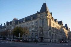 Distrito Alemán, Estrasburgo