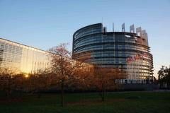 Parlamento Europeo, Estrasburgo