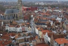 Vista desde la torre Belfort