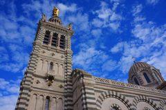 Basílica de Notre-Dame de la Garde, Marsella