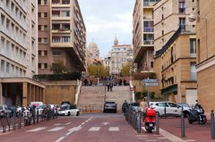 Calles del centro de Marsella