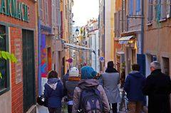 Barrio Le Panier, Marsella