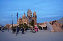 Catedral Santa María la Mayor, Marsella
