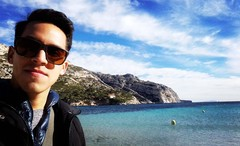 Marsella: les Calanques y la Panier