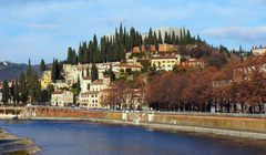 Castillo de San Pedro, Verona