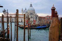 Basílica de Santa María della Salud, Venecia