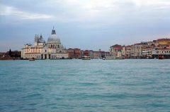 Barrio de Dorsoduro, visto desde el Canal della Giudecca, Venecia