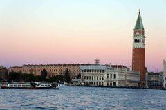 San Marco vista desde el Canal della Giudecca, Venecia
