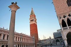 Plaza de San Marco, Venecia