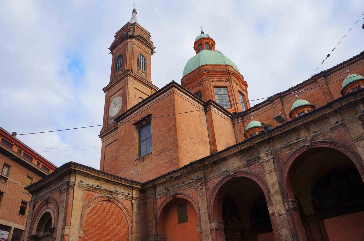 Centro histórico de Bolonia