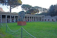 Ruinas de Pompeya, Nápoles