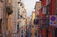 Barrio español de Nápoles