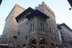Arquitectura medieval en Florencia