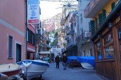 Calles de Manarola, Cinque Terre