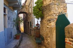 Calles de Corniglia, Cinque Terre