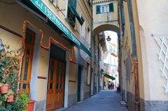 Calles de Monterosso, Cinque Terre