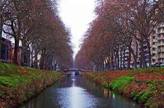 Canal du Midi en Toulouse