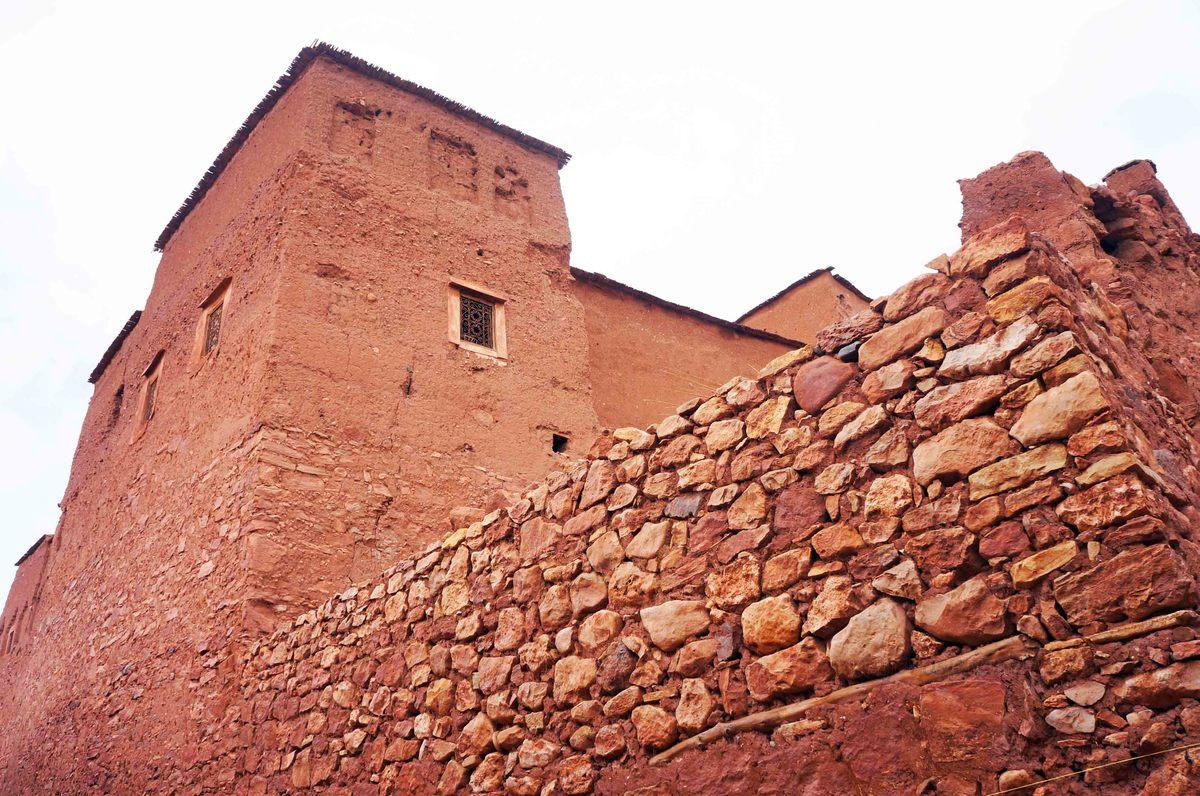 Casas del Ksar de Ait Ben Haddou, Marruecos