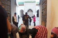 Mezquita y madraza de Qarawiyyin en Fez, Marruecos