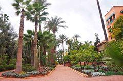 Jardines del Hotel La Mamounia, Marrakech