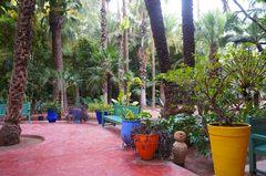 Jardín Majorelle, Marrakech