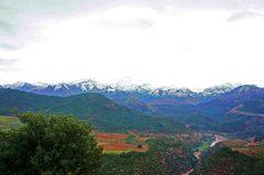Montes Atlas, Marruecos