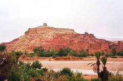 Ksar de Ait Ben Haddou, Marruecos