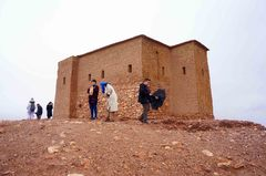 Granero del Ksar de Ait Ben Haddou, Marruecos