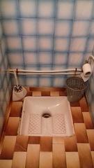 Un baño público en Marruecos