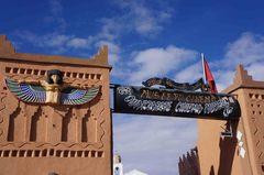 Museo del Cine en Ouarzazate, Marruecos