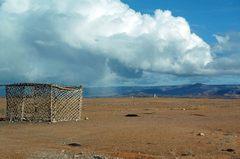 Paisajes del Valle del Draa en Marruecos
