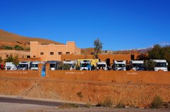 Valle del Dadès en Marruecos