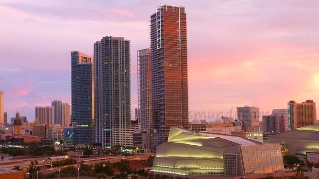 Edificios de Miami