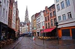 Calles del centro de Bruselas