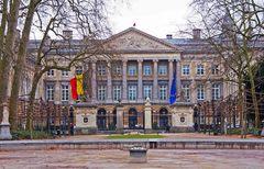 Cámara del Congreso de Bélgica en Bruselas