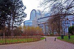 Parlamento Europeo en Bruselas