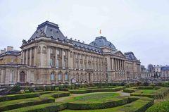 Palacio Real de Bélgica en Bruselas