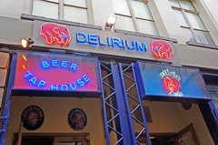 Bar Delirium en Bruselas