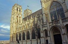 Catedral de San Miguel y Santa Gúdula en Bruselas