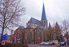 Iglesia en el Centro histórico de Gante