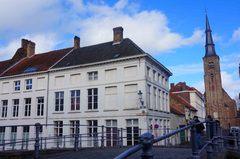 Centro histórico de Brujas