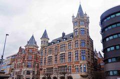 Centro histórico de Amberes