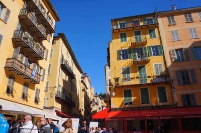 Centro histórico de Niza