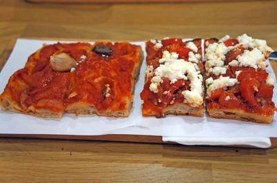 Gastronomía italia en Menton, Francia