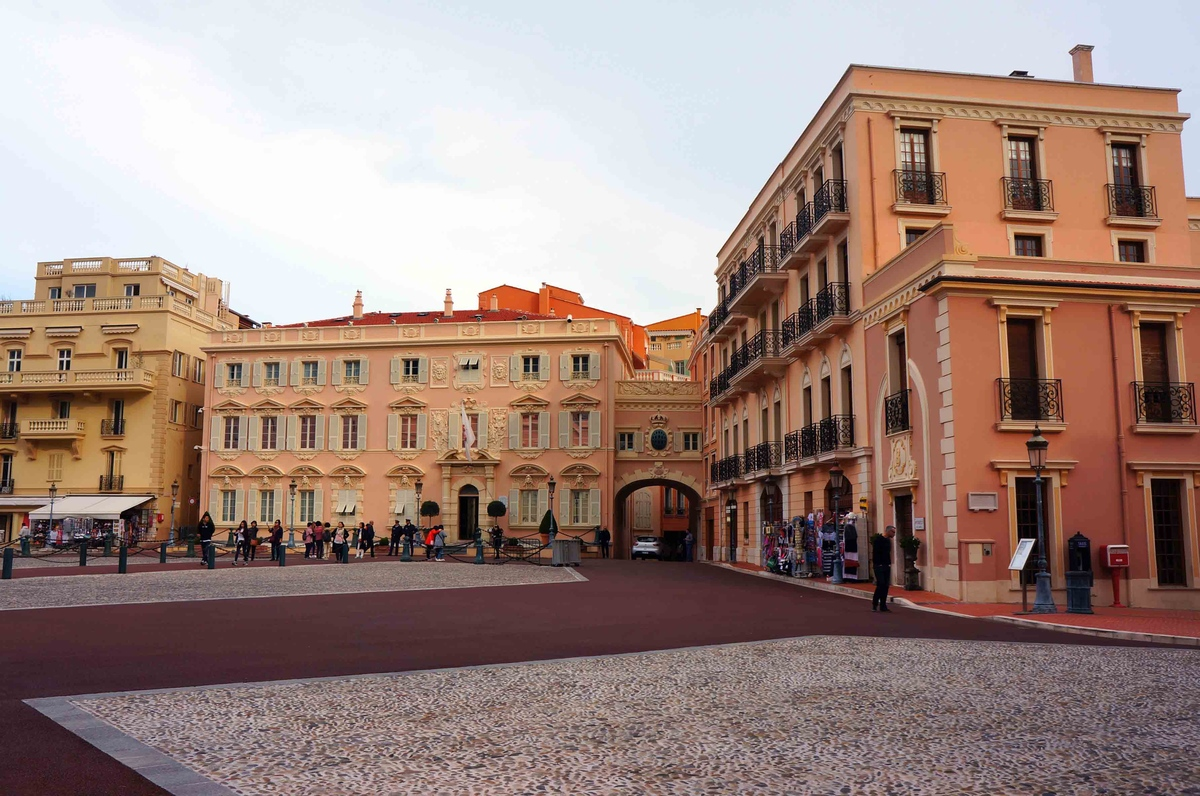 Centro histórico de Mónaco