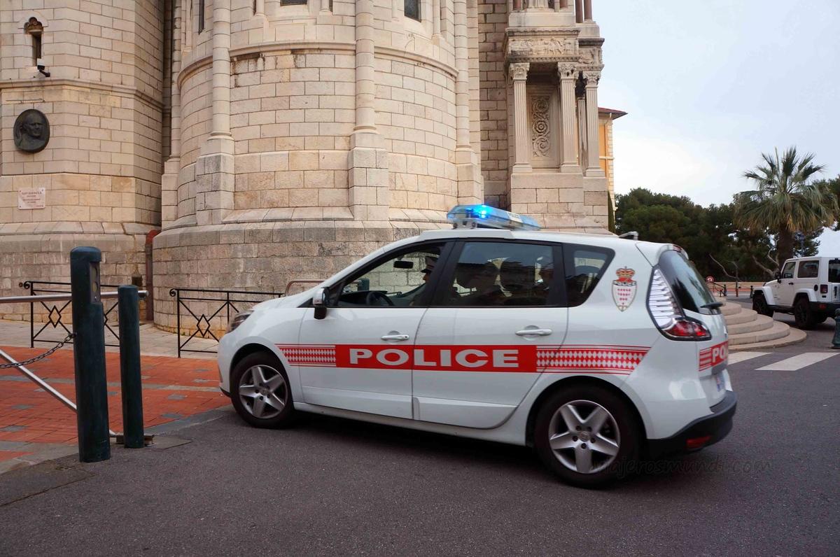 Policía de Mónaco