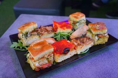 Comida mediterránea en Mónaco